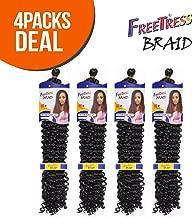 Synthetic Hair Braids FreeTress Water Wave Bulk 22