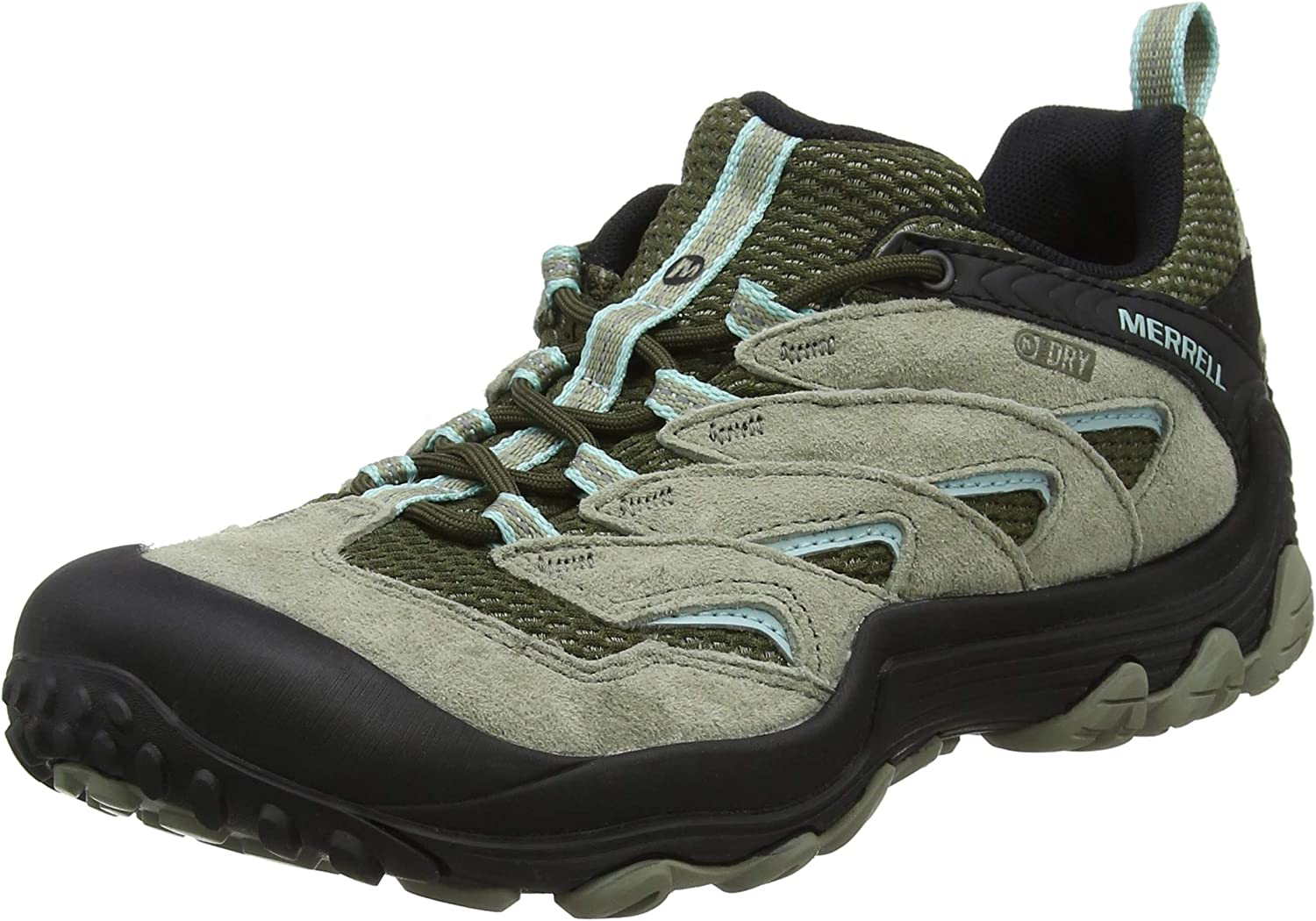 Merrell Womens Cham 7 Limit WTPF Hiking shoes