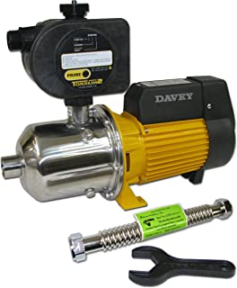 Davey Water Products BT20-40T2-USA Home Pressure Booster Pump with Torrium II Controller
