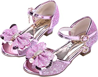 2e76d714dd9f Osinnme Toddler Little Big Kid Girls Wedding Sandals