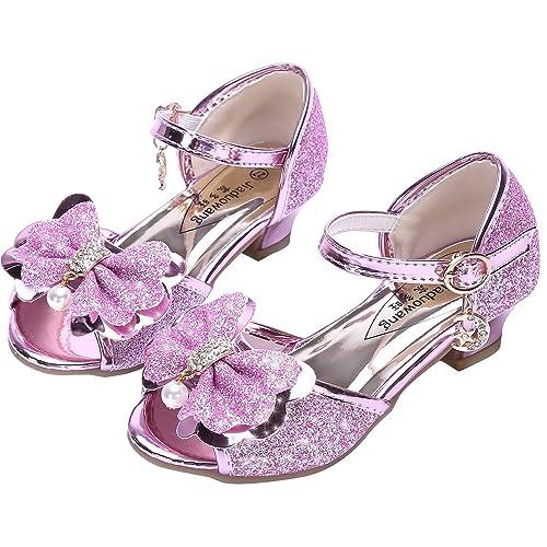 7456bb047d915 High Heels for Kids Size 10: Amazon.com