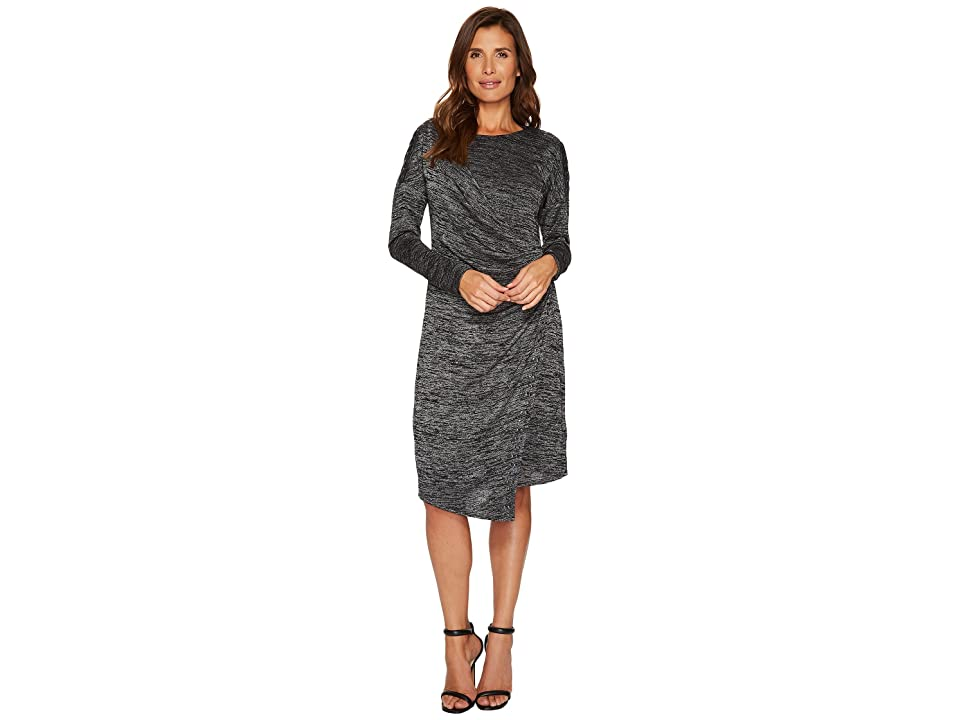 NIC+ZOE Every Occasion Stud Dress (Grey Mix) Women