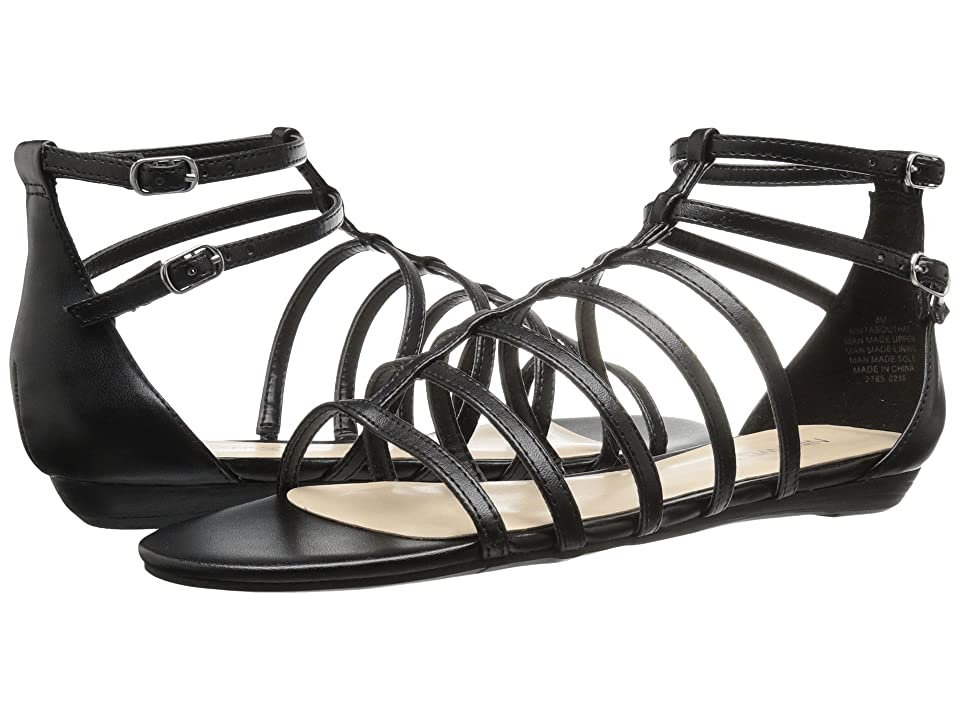 Nine West Aboutthat (Black Synthetic) Women