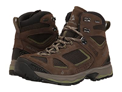 Vasque Breeze III GTX (Black Olive/Pesto) Men