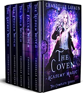 Academy Magic: The Complete Series (The Coven)