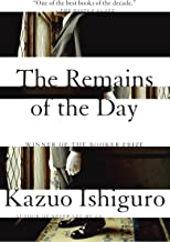 kazuo ishiguro the remains of the day audiobook
