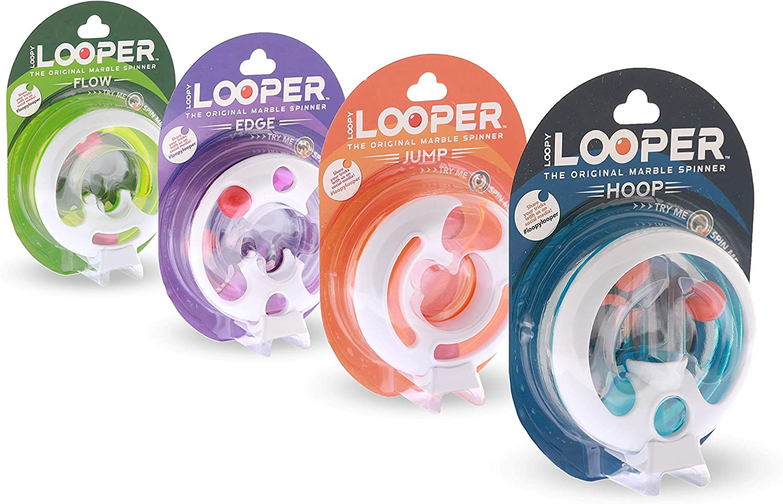 Loopy Looper Display (x12)   Fidget Toy   Focus Spinner   Stress