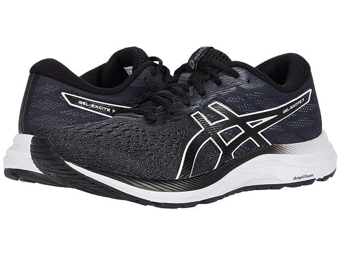 ASICS  GEL-Excite 7 (Black/White) Womens Running Shoes