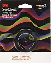 3M Scotch Scotchcal Striping Tape: 1/8 in. x 40 ft. (Black)