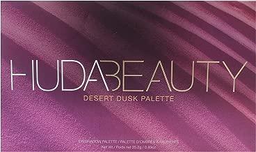 huda beauty desert palette