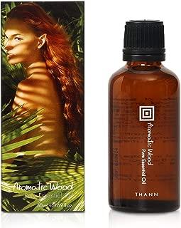 THANN Aromatic Wood Essential Oil 1.69 fl.oz.