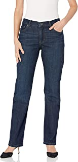 Women's Relaxed Fit Straight-Leg Jean