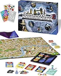 スコットランドヤード (Scotland Yard) with 26601 ボードゲーム