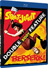 Strait-Jacket and Berserk Double Feature