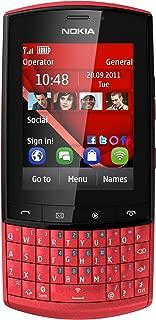 Nokia Asha 303 Unlocked GSM Cell Phone w/ 2.6