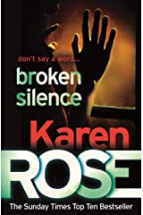 Broken Silence (A Karen Rose Novella) (Romantic suspense) Kindle Edition