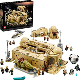LEGO Star Wars: A New Hope Mos Eisley Cantina 75290 Building Kit; Awesome Construction Model for Display, New 2021 (3,187 ...