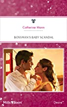 Bossman's Baby Scandal (Kings of the Boardroom Book 1)