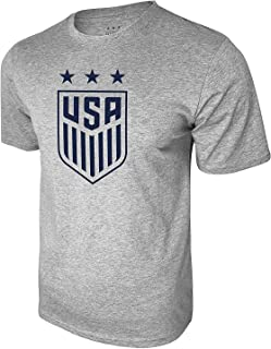 Icon Sports Group U.S.Soccer USWNT Kid's Soccer Cotton T-Shirt