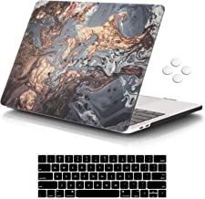 iCasso MacBook New Pro 13 Case 2017 and 2016 Release Hard Shell Cover for Newest MacBook Pro 13