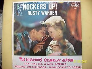 Knokers Up Rusty Warren The Hilarious Comedy Album