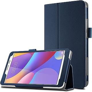 Huawei MediaPad T2 8.0 pro ケース Infiland Huawei 8インチ タブレット MediaPad T2 8.0 PROカバー 全保護型スタンドカバー 傷つけ防止 合成皮革ケース