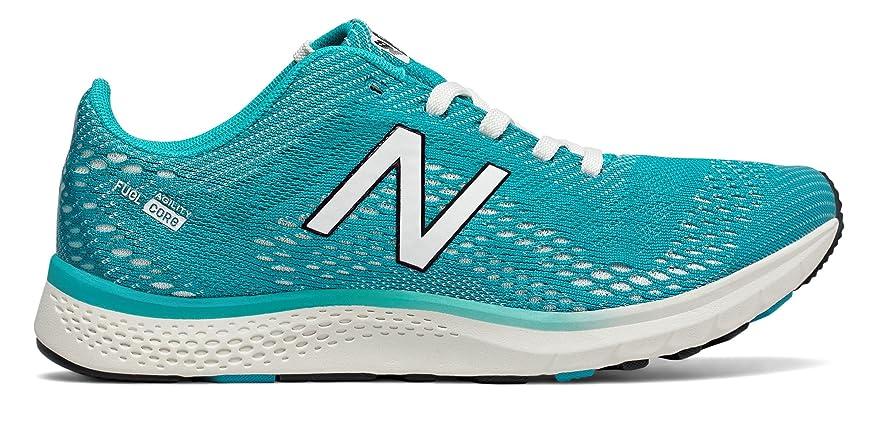心配する多様な固める(ニューバランス) New Balance 靴?シューズ レディーストレーニング FuelCore Agility v2 Pisces with Sea Salt シー ソルト US 6.5 (23.5cm)