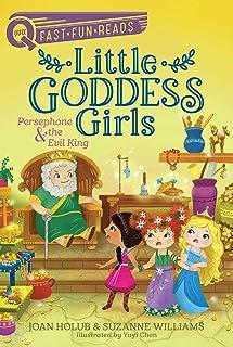Persephone & the Evil King: Little Goddess Girls 6