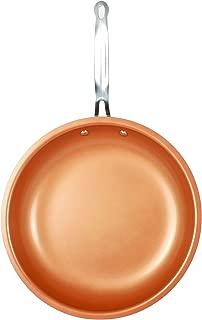 MasterPan Copper tone 12-inch Ceramic Non-stick Fry pan