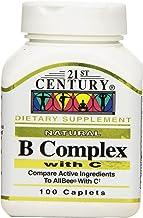 Vitamin B Complex with Vitamin C 100 Cplts