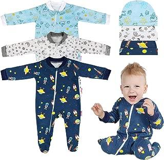 thick baby pajamas