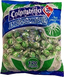 Colombina Jumbo Mints Balls Spearmint
