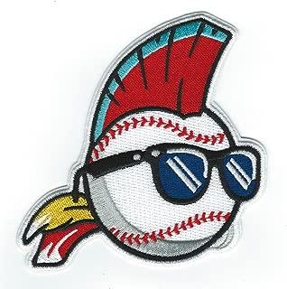 Major League Baseball Movie Iron on Logo Patch! Rick Wild Thing Vaughn
