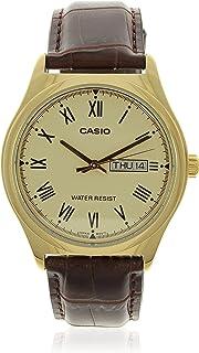 ساعة كاسيو للرجال - MTP-V006GL-7BUDF
