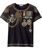 Dolce & Gabbana Kids - Medallion T-Shirt (Toddler/Little Kids)
