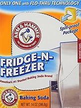Arm & Hammer baking Soda, Fridge-N-Freezer Pack, Odor absorber, 14 oz, Pack Of 6