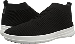 FitFlop - Uberknit Slip-On High Top Sneaker in Waffle Knit