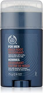The Body Shop For Men Maca Root Deodorant Stick, 2.6 Ounce