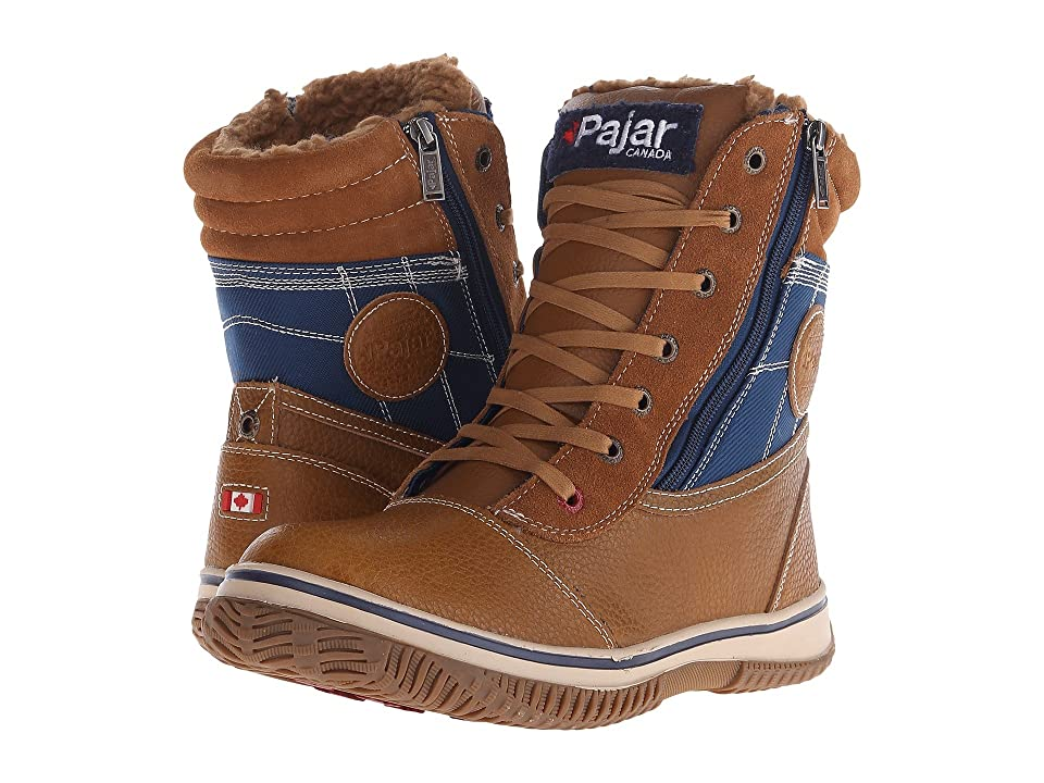 Pajar CANADA Trooper (Cognac/Navy) Men