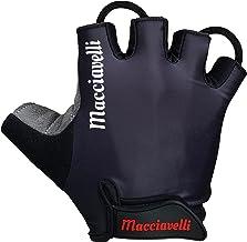 MACCIAVELLI Fietshandschoenen voor mannen - MTB-handschoenen als halve vinger variant - fietshandschoenen voor racefiets e...