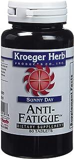 Kroeger Herb Anti-Fatigue, 80 Count