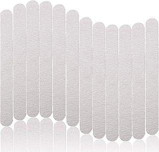 25pcs Nail Files 180/240 Grit for Natural Nail - Professional Manicure Tool kit