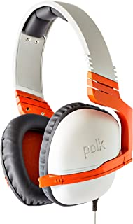 Polk Audio Striker ZX Gaming Headset with Mic - Blue - PC Mac Linux