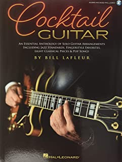 Cocktail Guitar: An Essential Anthology of Solo Guitar Arrangements