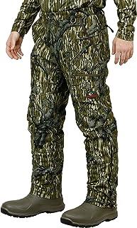 Mossy Oak Men's Camo Sherpa 2.0 Fleece Lined Hunting Pants