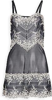 Wacoal Women's Embrace Lace Chemise,Black,2X