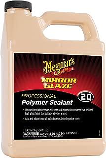 Meguiar's M20 Mirror Glaze Polymer Sealant - 64 oz.