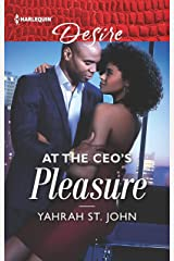 At the CEO's Pleasure: A Billionaire Boss Workplace Romance (The Stewart Heirs Book 1) Kindle Edition