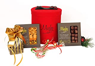 Mughe Gourmet Luxury Gift Basket – Gifts for Father's Day, Birthday, Get Well – Turkish Delights - Holiday Gifts and Hampe...