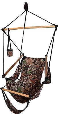 Hammaka 10036-KP Camo Hammocks Cradle Hanging Air Chair